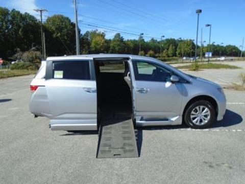 2014 Honda Odyssey for sale in Columbia, SC