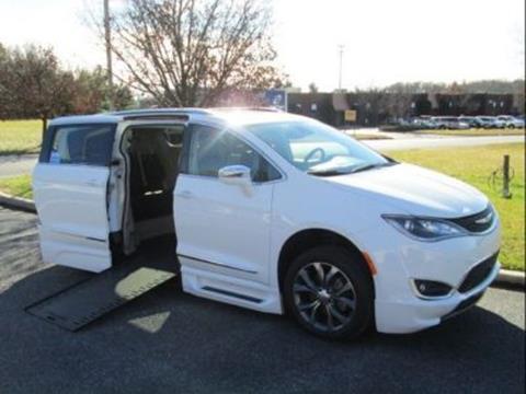 2018 Chrysler Pacifica for sale in Alexandria, VA