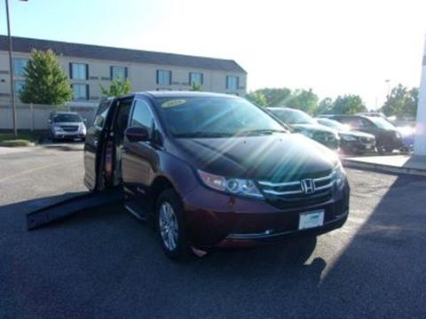 2016 Honda Odyssey for sale in Norristown, PA