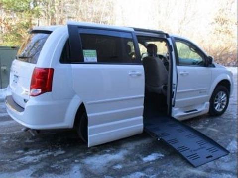 2016 Dodge Grand Caravan for sale in Londonderry, NH