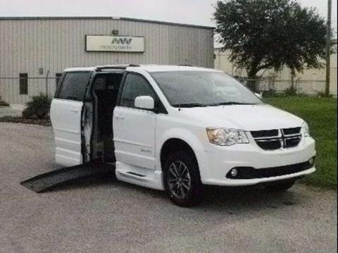 2017 Dodge Grand Caravan for sale in Fort Lauderdale, FL