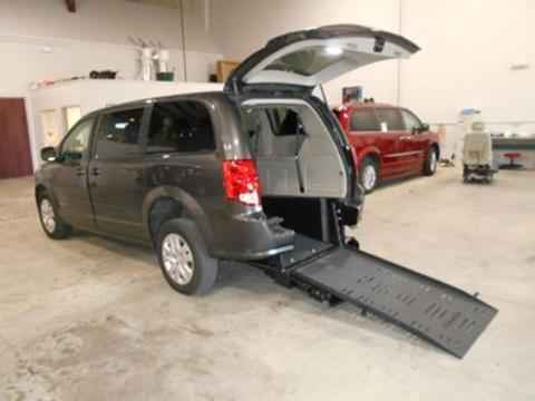 2016 Dodge Grand Caravan for sale in Jacksonville, FL