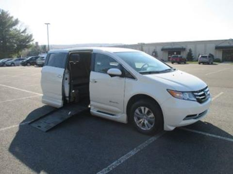 2016 Honda Odyssey for sale in Allentown, PA