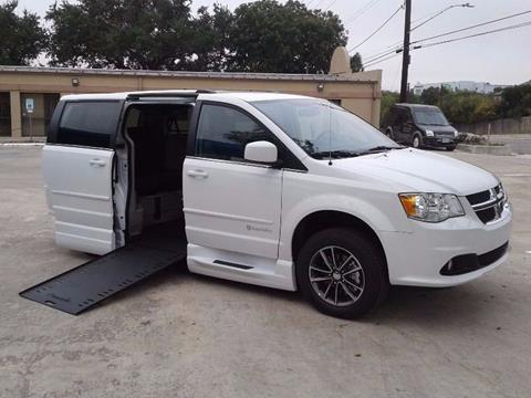 2017 Dodge Grand Caravan for sale in Selma, TX