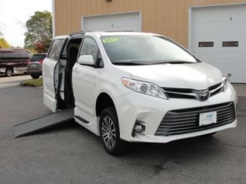 2019 Toyota Sienna for sale in North Attleboro, MA