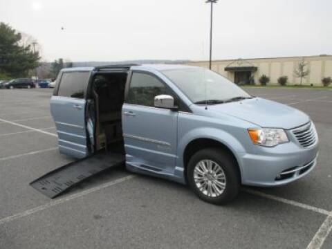 2013 Chrysler Town and Country for sale in Allentown, PA
