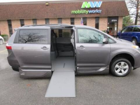 2018 Toyota Sienna for sale in Alexandria, VA