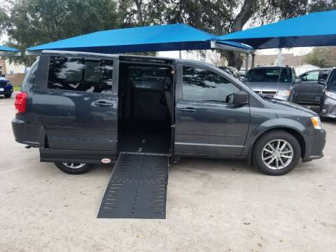 2014 Dodge Grand Caravan R/T for sale at MobilityWorks Corporate - MobilityWorks (San Antonio) in San Antonio TX
