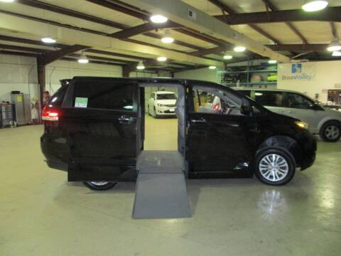 2014 Toyota Sienna for sale at MobilityWorks Corporate - MobilityWorks (San Antonio) in San Antonio TX