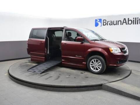 2019 Dodge Grand Caravan SXT for sale at MobilityWorks Corporate - MobilityWorks (Cinnaminson) in Cinnaminson NJ
