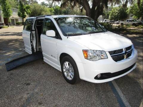 2018 Dodge Grand Caravan SXT for sale at MobilityWorks Corporate - MobilityWorks (Orlando) in Orlando FL