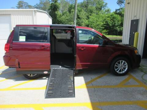 2019 Dodge Grand Caravan SXT for sale at MobilityWorks Corporate - MobilityWorks (Jacksonville) in Jacksonville FL