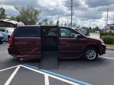 2018 Dodge Grand Caravan SXT for sale at MobilityWorks Corporate - MobilityWorks (Clermont) in Clermont FL