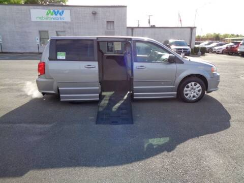2014 Dodge Grand Caravan SE for sale at MobilityWorks Corporate - MobilityWorks (Savannah) in Savannah GA