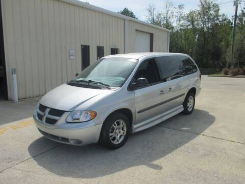 2002 Dodge Grand Caravan Sport for sale at MobilityWorks Corporate - MobilityWorks (Jacksonville) in Jacksonville FL