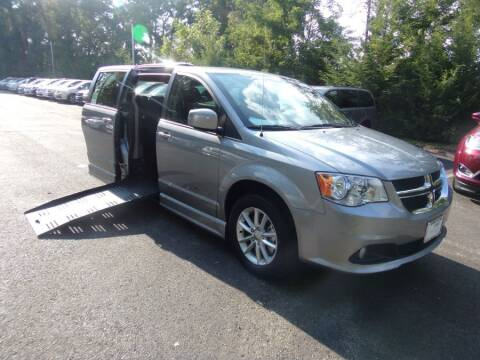 2019 Dodge Grand Caravan SXT for sale at MobilityWorks Corporate - MobilityWorks (Pittsburgh) in Monroeville PA