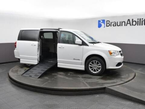 2019 Dodge Grand Caravan SXT for sale at MobilityWorks Corporate - MobilityWorks (Orlando) in Orlando FL