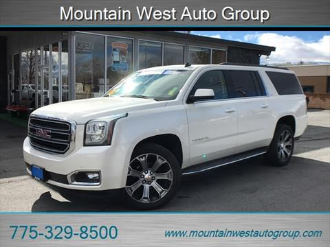 2015 GMC Yukon XL for sale in Reno, NV