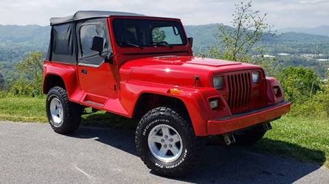 1992 Jeep Wrangler for sale in Weaverville, NC