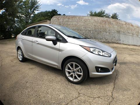 2017 Ford Fiesta for sale in Mendota, IL