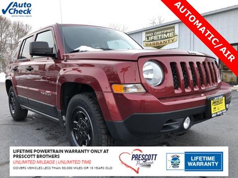 2017 Jeep Patriot for sale in Rochelle, IL