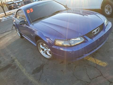 2003 Ford Mustang for sale in Commerce City, CO