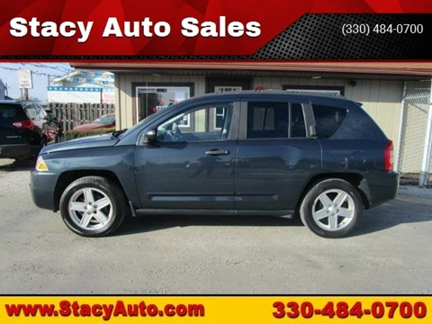 2008 Jeep Compass for sale in Canton, OH