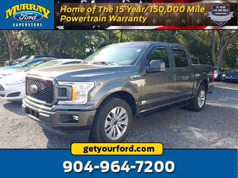 2018 Ford F-150 for sale in Starke, FL