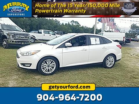 2017 Ford Focus for sale in Starke, FL
