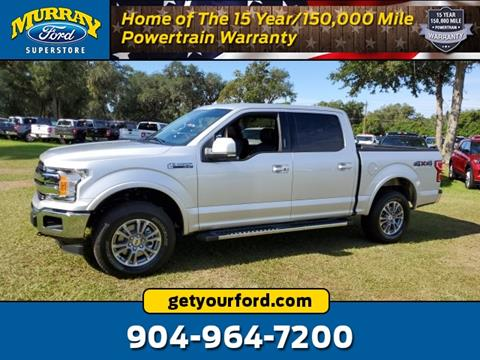 2019 Ford F-150 for sale in Starke, FL