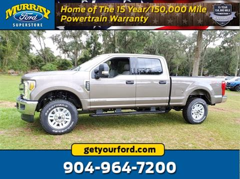 2019 Ford F-250 Super Duty for sale in Starke, FL