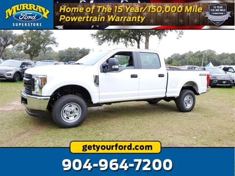 2019 Ford F-250 Super Duty