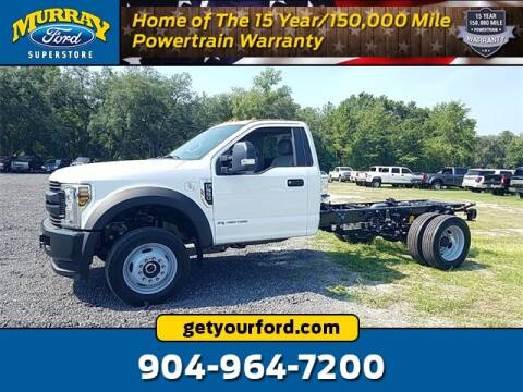 2019 Ford F-550 Super Duty for sale in Starke, FL
