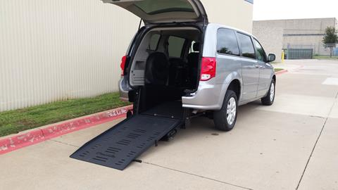 2014 Dodge Grand Caravan for sale in Arlington, TX