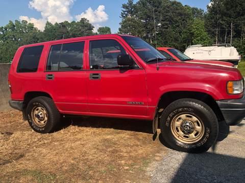 1995 Isuzu Trooper for sale in Clermont, GA