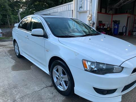 2009 Mitsubishi Lancer for sale in Clermont, GA