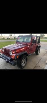 1998 Jeep Wrangler for sale in Delaware, OH