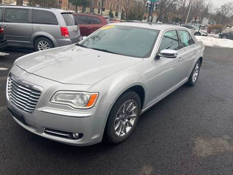 2012 Chrysler 300 for sale at EMPIRE CAR INC in Troy NY