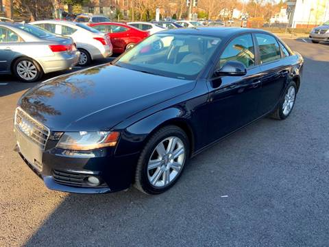 2009 Audi A4 for sale at EMPIRE CAR INC in Troy NY