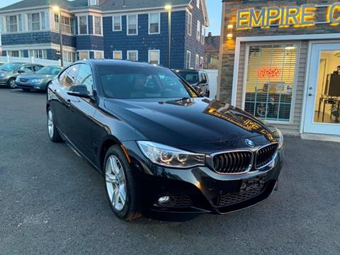 2015 BMW 3 Series for sale at EMPIRE CAR INC in Troy NY
