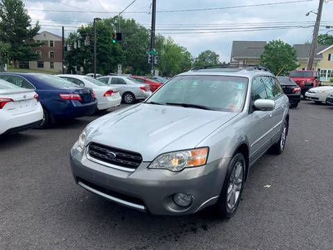2007 Subaru Outback for sale at EMPIRE CAR INC in Troy NY
