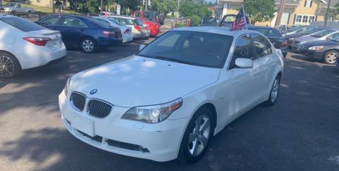 2007 BMW 5 Series for sale at EMPIRE CAR INC in Troy NY