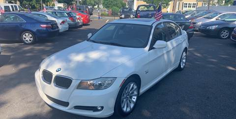2011 BMW 3 Series for sale at EMPIRE CAR INC in Troy NY