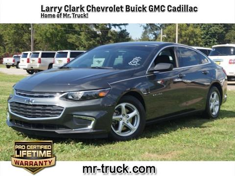 2017 Chevrolet Malibu for sale in Amory, MS