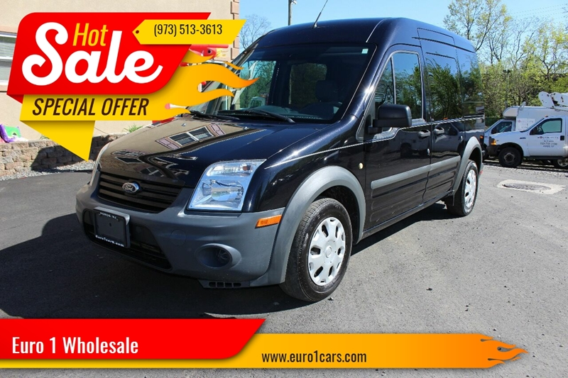2011 Ford Transit Connect for sale at Euro 1 Wholesale in Fords NJ