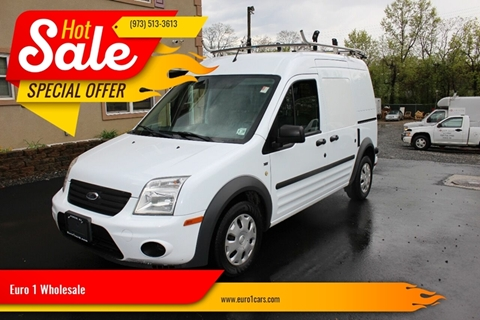 2013 Ford Transit Connect for sale at Euro 1 Wholesale in Fords NJ