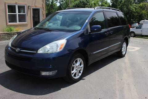 2004 Toyota Sienna for sale at Euro 1 Wholesale in Fords NJ