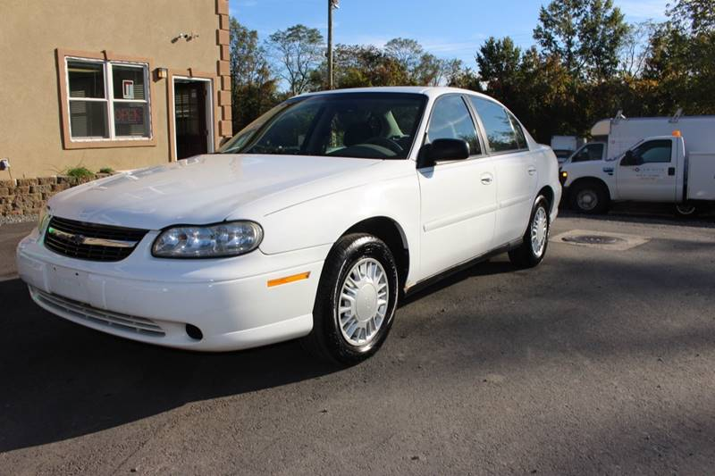 2001 Chevrolet Malibu for sale at Euro 1 Wholesale in Fords NJ