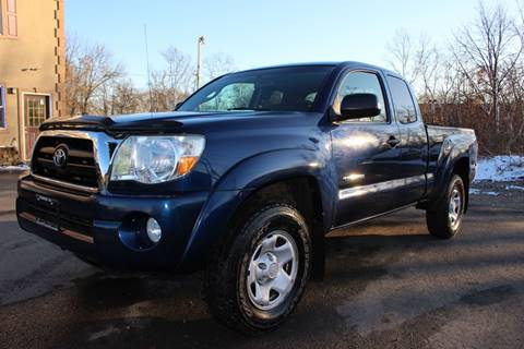 2008 Toyota Tacoma for sale at Euro 1 Wholesale in Fords NJ