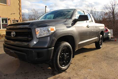 2014 Toyota Tundra SR for sale at Euro 1 Wholesale in Fords NJ